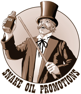 america snake oil obama selling work
