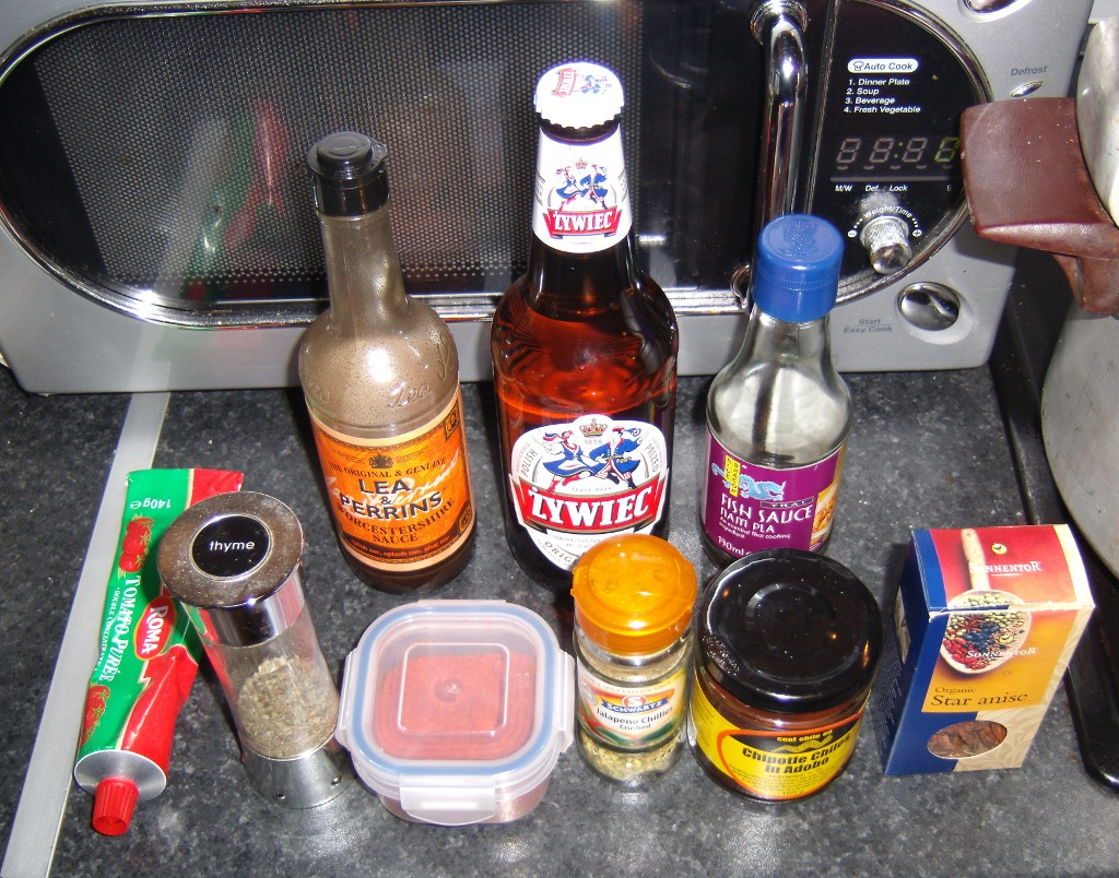 Chilli Ingredients 2