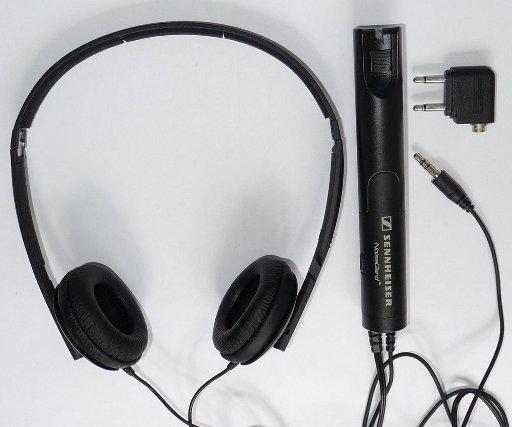 Sennheiser PXC150 ANC Headphones