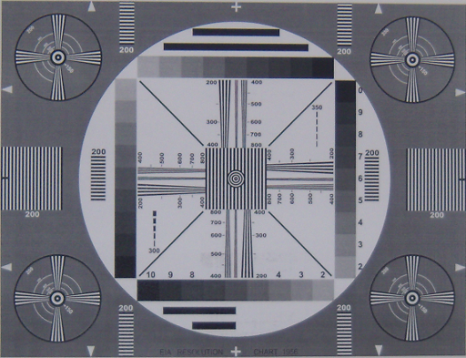 E1235 EIA1956 Test Card