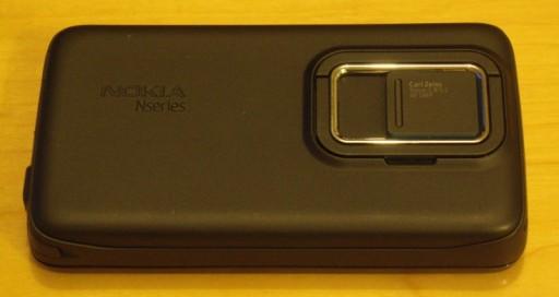 N900 Back Panel