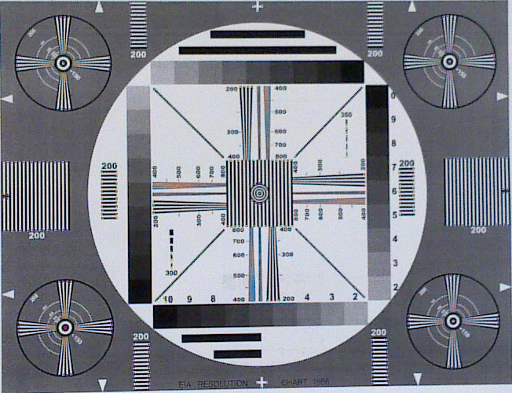 N900 EIA1956 Test Card