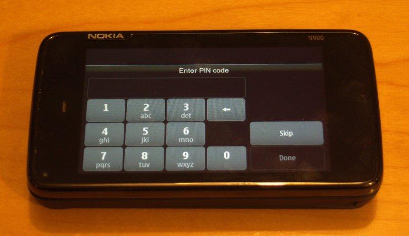 N900 Unboxing 21
