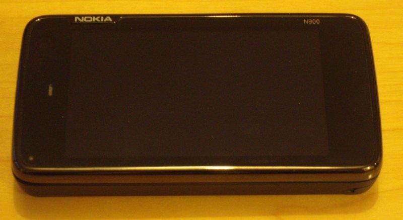 N900 Unboxing 9