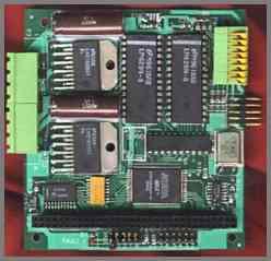 ANDI-SERVO motion control board