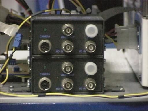Hitachi KP-M1 power supply boxes