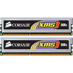 2x2Gb Corsair XMS3 DDR3 PC3-10666