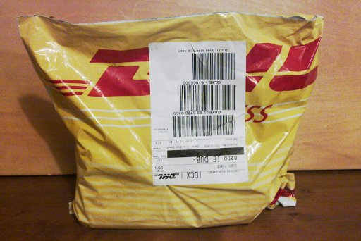 DHL packet